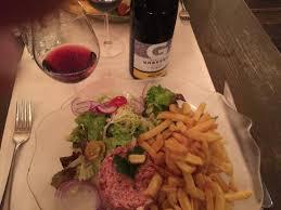 special cuisine reims great steak tartare picture of cote cuisine reims tripadvisor