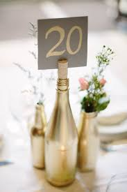wedding table number holders wedding table number holders