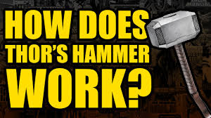how does thors hammer work youtube