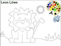 lion coloring pages kids lion coloring pages
