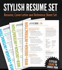 Stand Out Resume 20 Best Resume Templates Web U0026 Graphic Design Bashooka