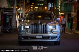 roll royce night phantom magic bye bye v12 hello 2jz speedhunters