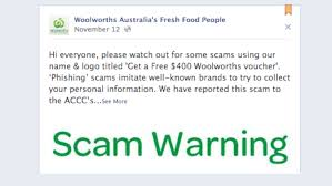 home insurance quote woolworths anatomy of a scam how the woolworths free voucher scam works