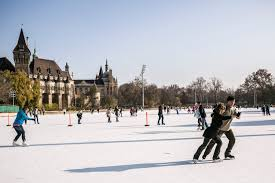 budapest s city park rink opens for skating on november 20th