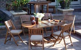 7 Pc Patio Dining Set Outdoor Interiors S10666g 7 Piece Patio Dining Set Review Best