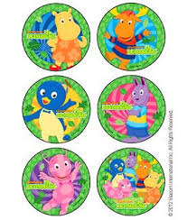 backyardigans stickers kids love stickers medibadge