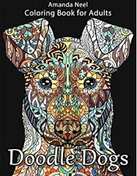 amazon dog lover coloring book coloring gifts