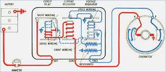 wiring diagram voltage regulator delco generator wiring diagram