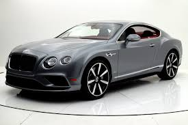 bentley suv 2017 2017 bentley continental gt v8 s coupe
