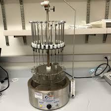 organomation associates n evap 112 analytical nitrogen evaporator