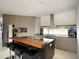 Kitchen Cabinet Waste Bins by Kitchen With Island Ideas White Stone Tile Floor Black Polymer