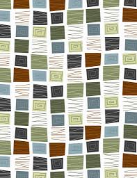 Midcentury Modern Wallpaper - mid century modern design patterns wallpaper cabin bath