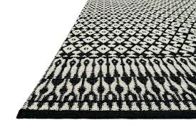 Chevron Runner Rug Black And White Rug Ivory Black Black White Chevron Runner Rug