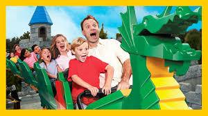 Legoland Map Florida by Legoland Florida Dragon Rollercoaster Pov Youtube