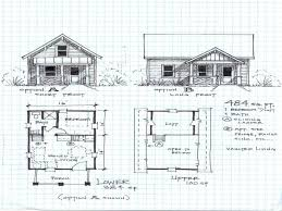 small cabin building plans small cabin floor plans loft cottage building plans