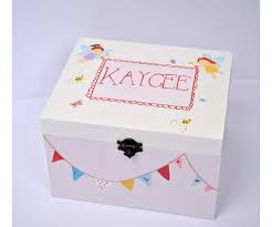 personalised jewelry box personalised jewellery box painted homeware and gifts
