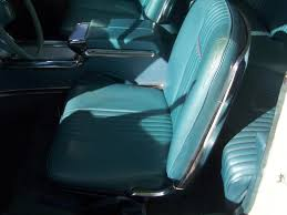 more leg and head room manual seats vintage thunderbird club