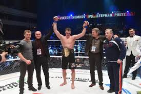 Light Heavyweight Champion Nemkov Decisions Puetz In Exciting Rematch Recaptures M 1