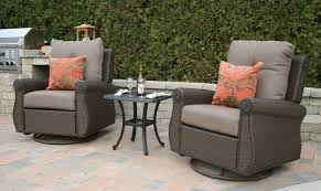Newport Wicker Patio Furniture Amia 5 Piece Luxury Cast Aluminum Patio Furniture Deep Hanover