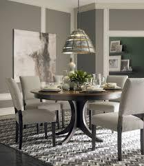 dining room pedestal table custom dining 60 round pedestal table