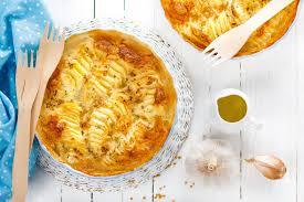 cuisiner patates douces recette gratin de patates douces au lait de coco et au curry