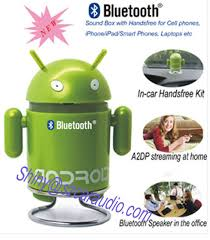 android bluetooth speaker android robot bluetooth portable mini speaker free id