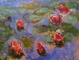 Claude Monet Blind Monet Linnea West