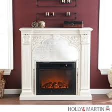 White Electric Fireplace With Bookcase White Electric Fireplace Mantel Package Nomadictrade