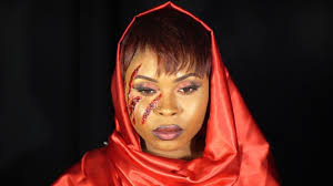 Little Red Riding Hood Makeup For Halloween by Little Red Riding Hood Halloween Makeuptutorial Youtube