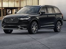 volkswagen volvo galpin motors new volvo xc90 crossover adds safety styling