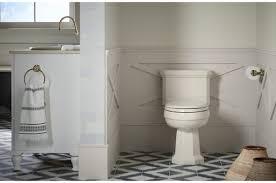 Kohler Lustra Toilet Seat Faucet Com K 3940 47 In Almond By Kohler