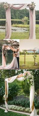 wedding arches on a budget 100 beautiful wedding arches canopies wedding canopy canopy