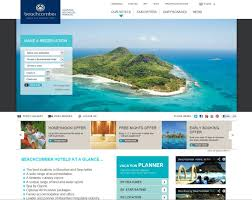 nouveau si e social beachcomber hotels launches its brand website beachcomber