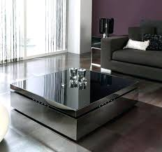 Modern Table For Living Room Sophisticated Contemporary Coffee Tables On Modern Table New Glass