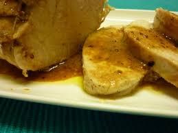comment cuisiner un roti de dinde rôti de dinde mariné au miel et à la moutarde plat du jour