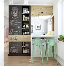 cuisine et salon kitchen pantry designs beautiful bar coin repas multifonctions