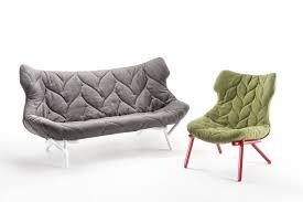 canape kartell urquiola fauteuil et canapé foliage furniture