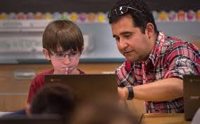 parents more worried than kids as california rolls out common core