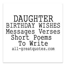 birthday wishes for daughter mom dad to daughter daughter