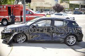 lexus of van nuys local news santa monica ca a fire in van nuys damaged two