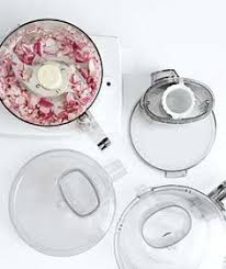 common kitchen appliances a guide to the food processor blades and discs you re not using