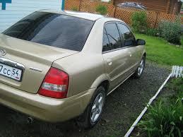 mazda 323 2004 mazda 323 pictures 1 6l gasoline automatic for sale