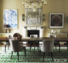 13 green rooms with serious designer style