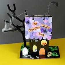 haunted house craft ideas