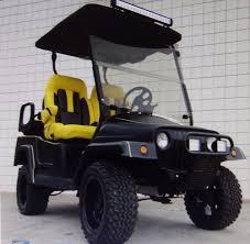 custom club car golf cart body kit front and rear club golf carts