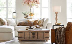 Pottery Barn Look   new looks to love relaxed rustic pottery barn