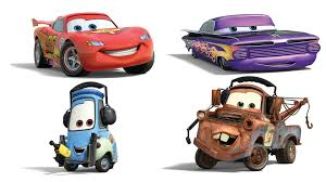 cars movie characters all of disney pixar cars 2 name and characters for kids youtube