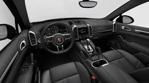 porsche cayenne all black new 2018 porsche cayenne platinum edition