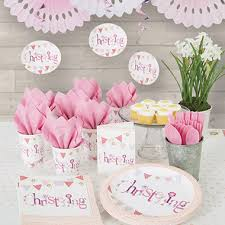 Baptism Party Decorations Christening U0026 Naming Day Party Supplies Party Pieces