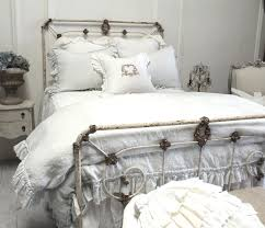 full bloom cottage linen ruffle bedding soft and organic